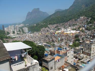 Vista Rocinha